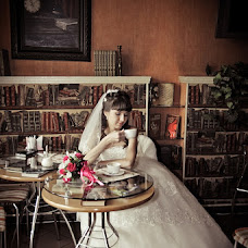 Wedding photographer Natalya Zacarinnaya (IMBIR). Photo of 27.10.2012