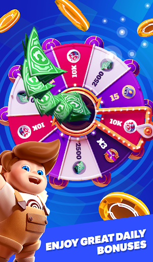 Reel Valley: Slots in the City. Free Slot Game 1.0.28221207 screenshots 6