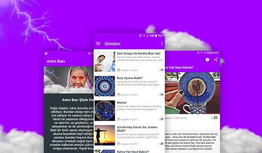 Astro Bacı - Gerçek Medyum Fal Bak screenshot 6