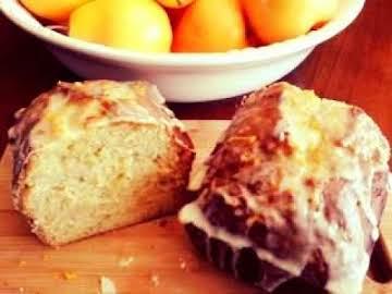 Outstanding Pineapple Orange Bread w/Citrus Glaze