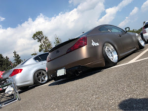 G37 coupe  2011のカスタム事例画像 Rainbow_G37さんの2019年01月11日23:03の投稿