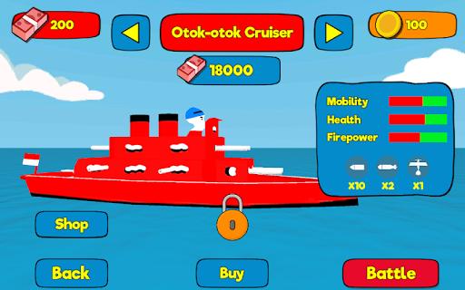 Otok-otok: 3D Warship Combat 1.0 androidappsheaven.com 3