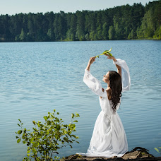 Wedding photographer Grazhina Lomovskaya (vivver). Photo of 29.08.2014