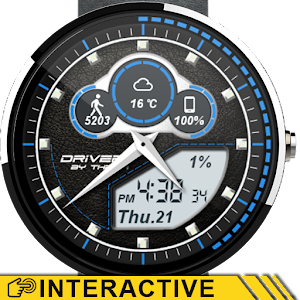 Driver Watch Face v3.1.8 APK