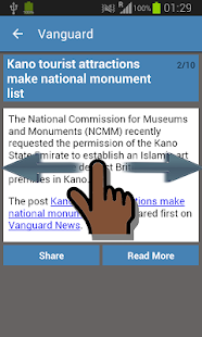 Nigeria News & More- screenshot thumbnail