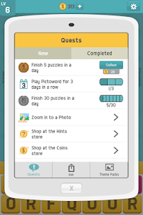 Pictoword: Word Guessing Games & Fun Word Trivia!- screenshot thumbnail
