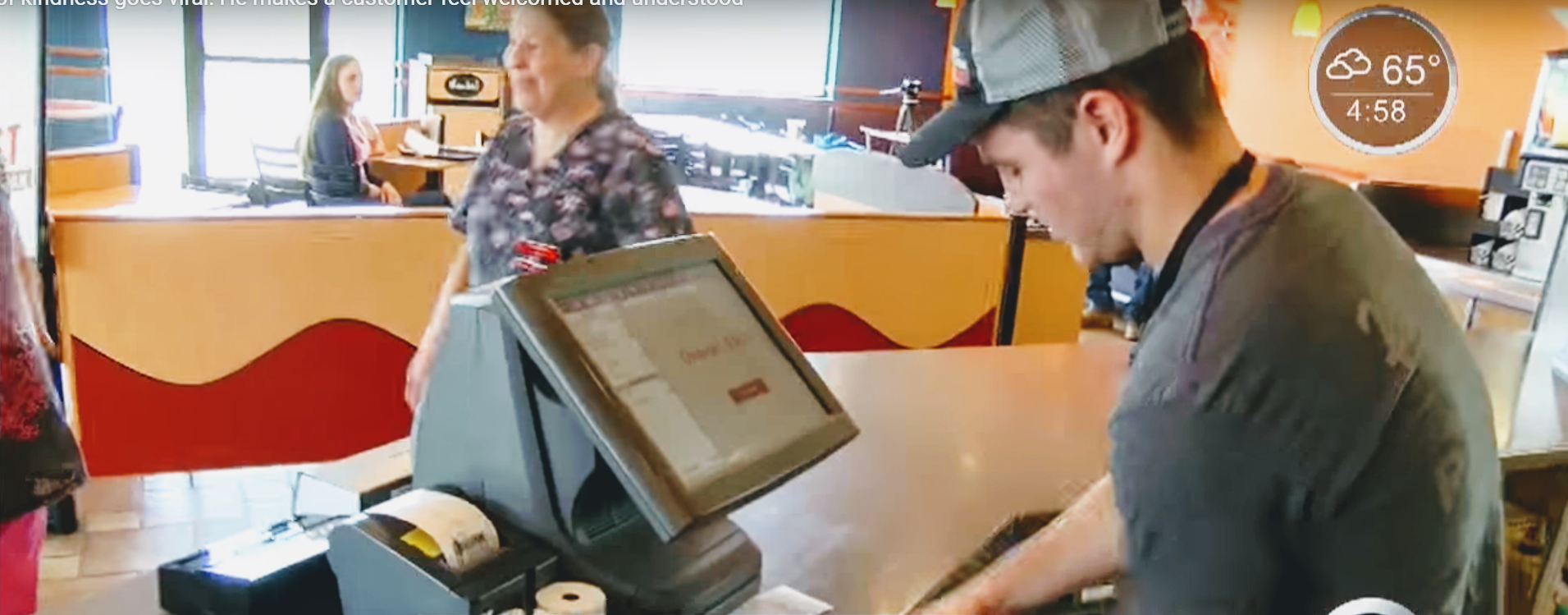 One Taco Bell employee went above and beyond for a deaf customer