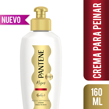 Nueva Crema para peinar Pantene Pro-V Rizos 160ml