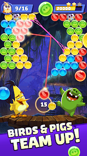 Angry Birds POP Blast Screenshot