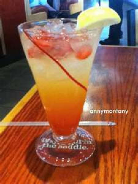 Freckled Lemonade ( Like Red Robins) Recipe