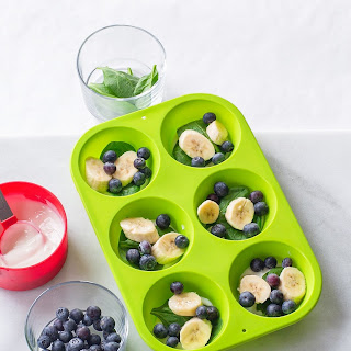 Blueberry-Spinach Smoothie Packs