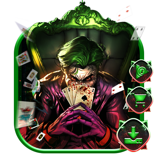 Psycho Joker Cool Theme Apps On Google Play