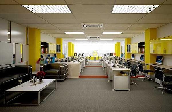 Top 5 mẫu thiết kế nội thất văn phòng mở đẹp nhất hiện nay