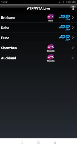 ATP/WTA Live 1.2.60 screenshots 2