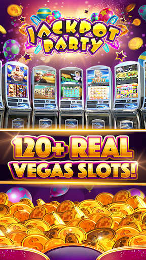 Jackpot Party Casino: Slot Machines & Casino Games  screenshots 1