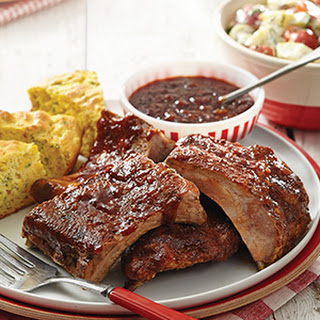 Barbecue Beer Sauce Ribs Recipes