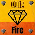 Quiz de Fire - Diamantes Gratis icon