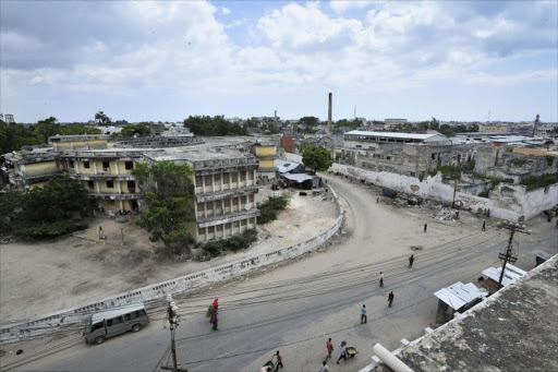 Mogadishu, the capital of Somalia. Picture: REUTERS