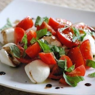 Tomato Caprese Appetizer Recipes.