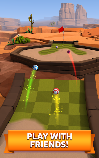 Golf Battle screenshots 2