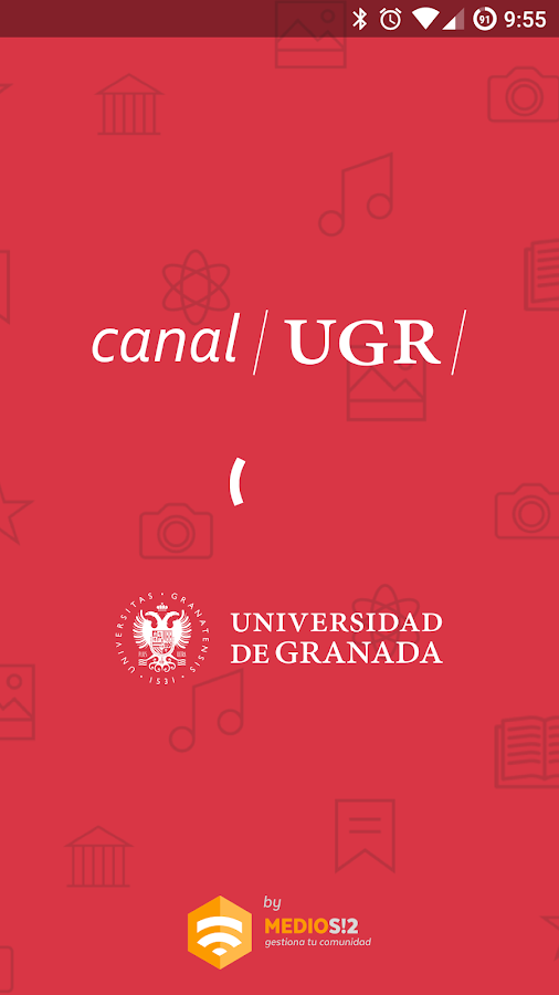Canal UGR- screenshot