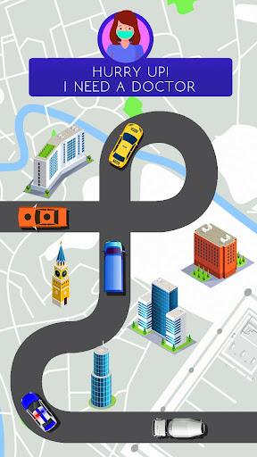 Pick me car taxi pick up 3d-car driving games 2020 1 screenshots 7