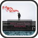 Smoke Effect Photo Editor Free icon