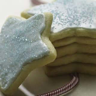 Vegan Sugar Cookies.