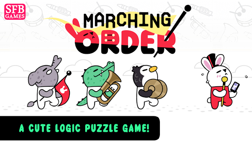 Screenshot for Marching Order in United States Play Store