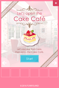 Escape the Cake Café- screenshot thumbnail