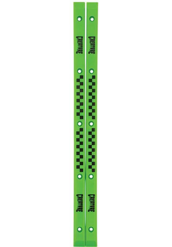 Creature Skateboards - Sliders Rails / Green