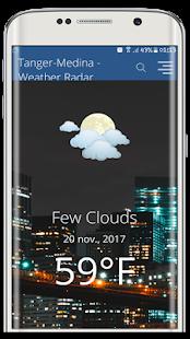 Weather Radar and Forecast: World Map - náhled