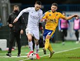 Aleksandar Boljevic zag een mindere wedstrijd van zijn ploeg