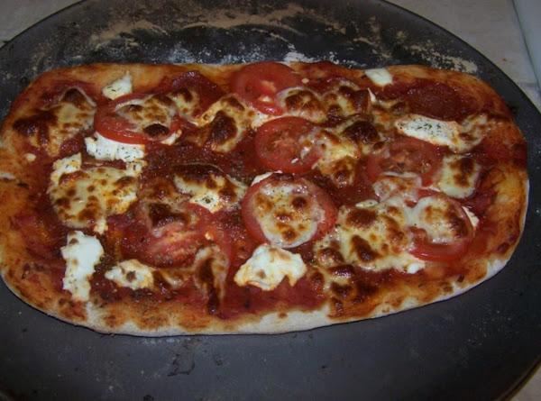 Cream Cheese Pizza Recipe