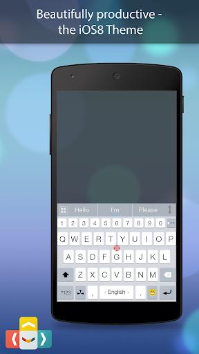 ai.type OS 8 Keyboard Theme