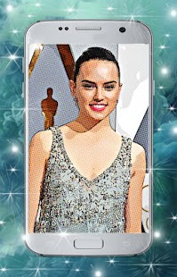 Daisy Ridley Wallpaper - náhled