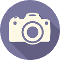 Panoramic photography icon