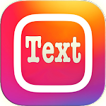 Snap Text Photo Camera Icon