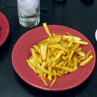 Super Easy Low-Fat Oven Fries.