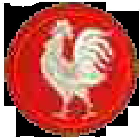 coq argent 1300