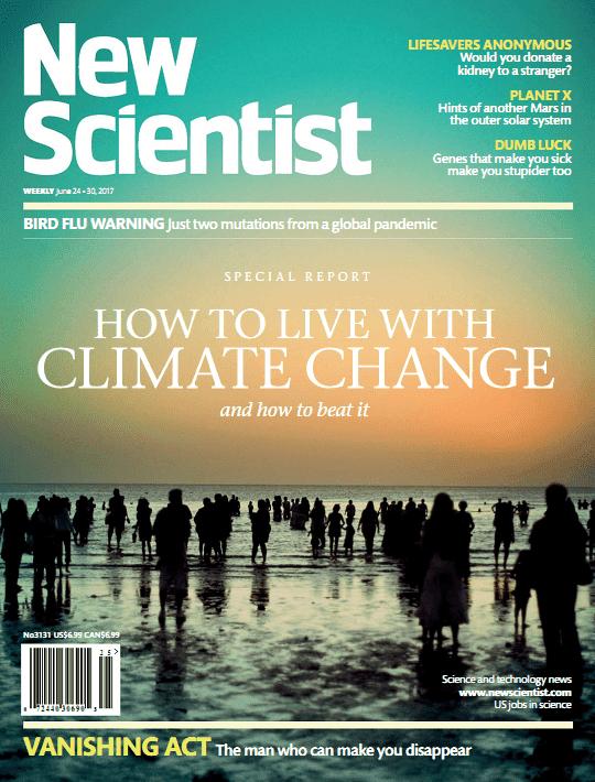 New Scientist 24 June 2017