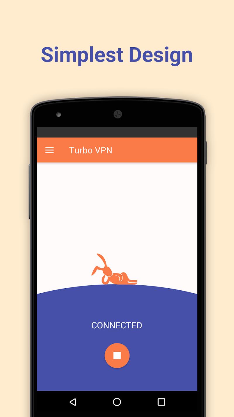 Turbo VPN – Unlimited Free VPN & Fast Security VPN Screenshot 3