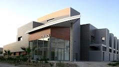 Sede del CIESOL en al campus de la Universidad de Almería