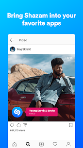 Shazam Mod Apk 11.12.0 (Full Premium Unlocked + No Ads) 5
