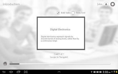 Learn Digital Electronics- screenshot thumbnail