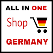 GERMANY : All in one Shopping : online shopping icon