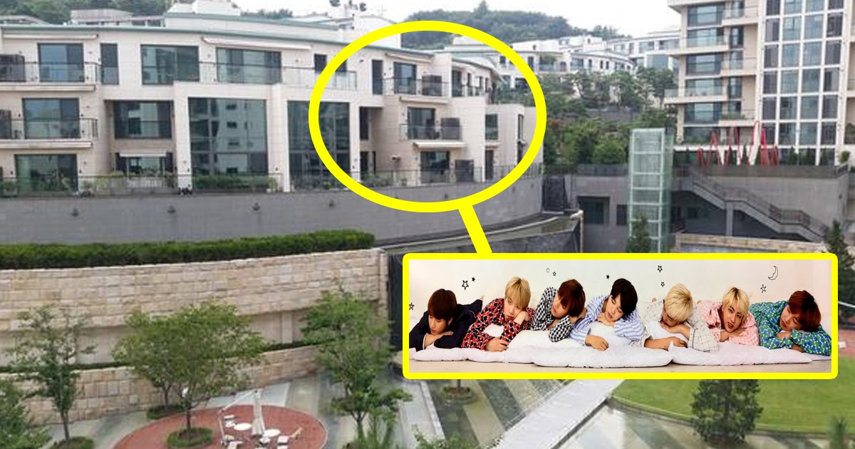 BTS Lives In Luxurious Dorms In One Of Seoul's Most
