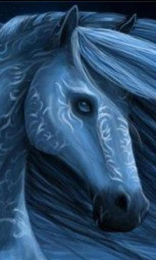 馬アニメ壁紙