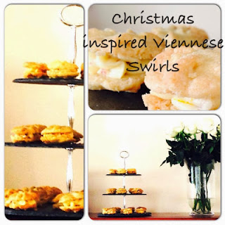 Christmas Viennese Whirls