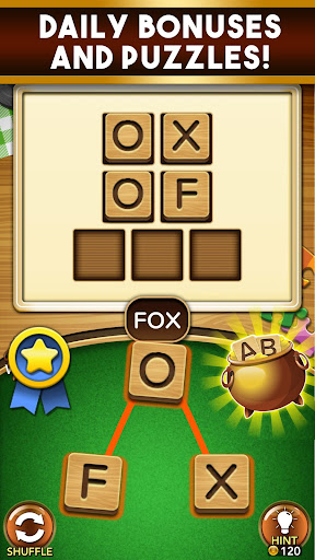 Word Collect - Free Word Games (FKA Word Addict) game (apk) free download for Android/PC/Windows screenshot